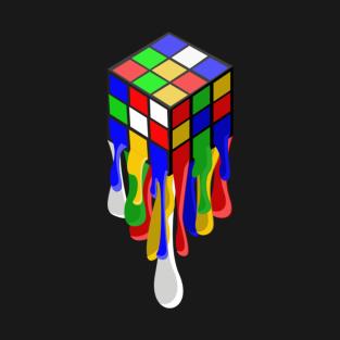 03cd2f0139bc Rubix T-Shirts | TeePublic