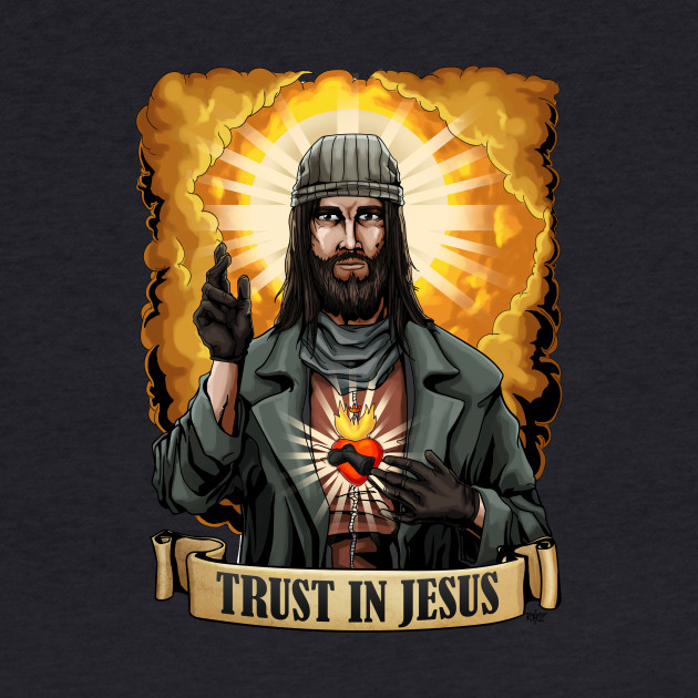 Trust in Jesus - Walking Dead
