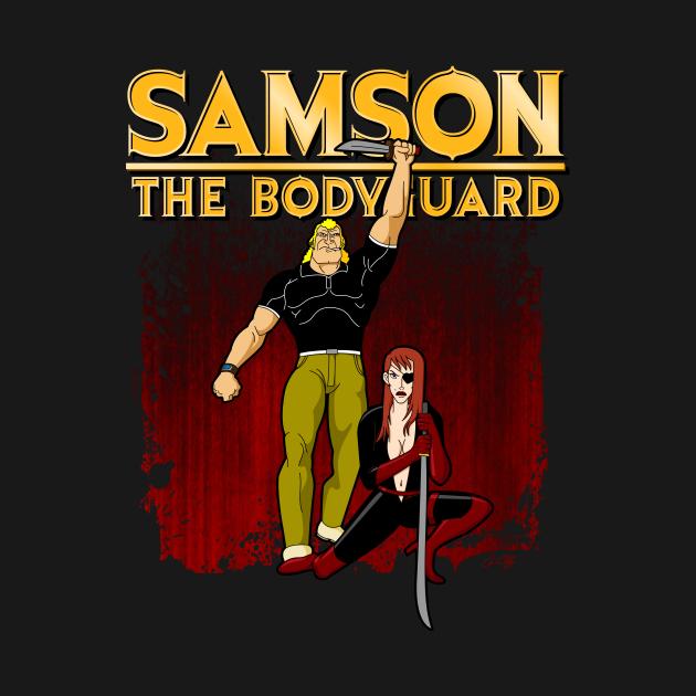 Samson The Bodyguard
