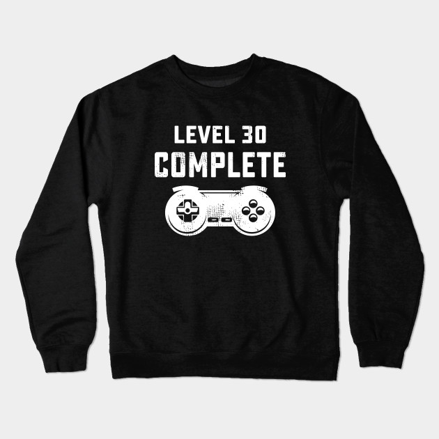 Level 30 Complete
