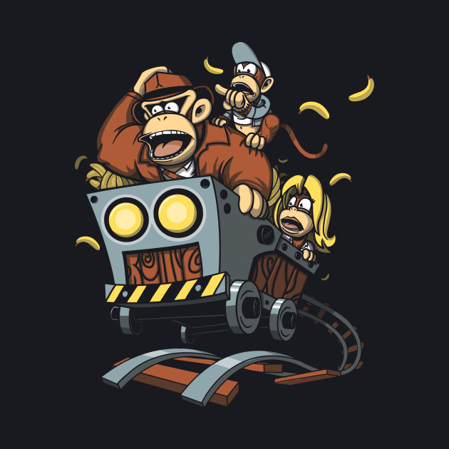 Indiana Kong and the Temple of Nanners