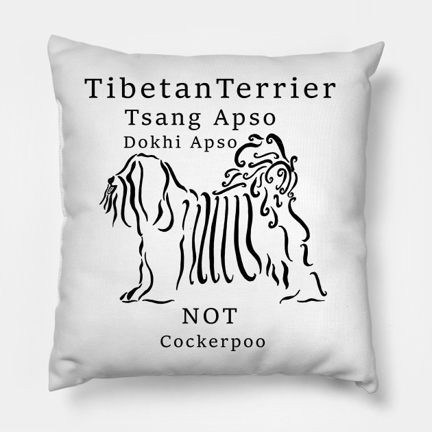 It's A Tibetan Terrier