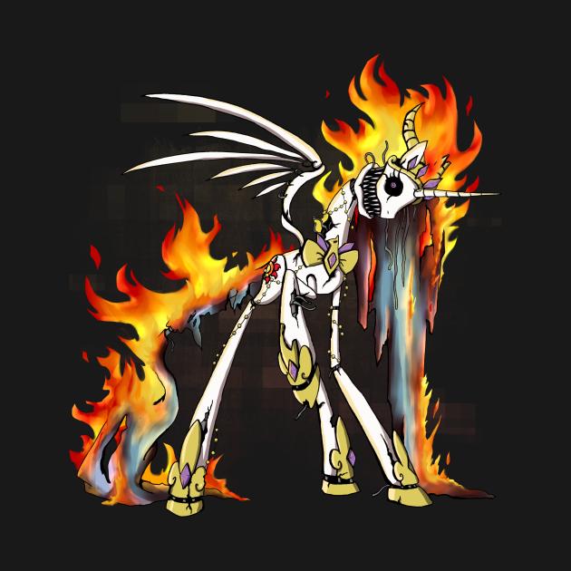 My Little Pony - Nightmare Star Animatronic