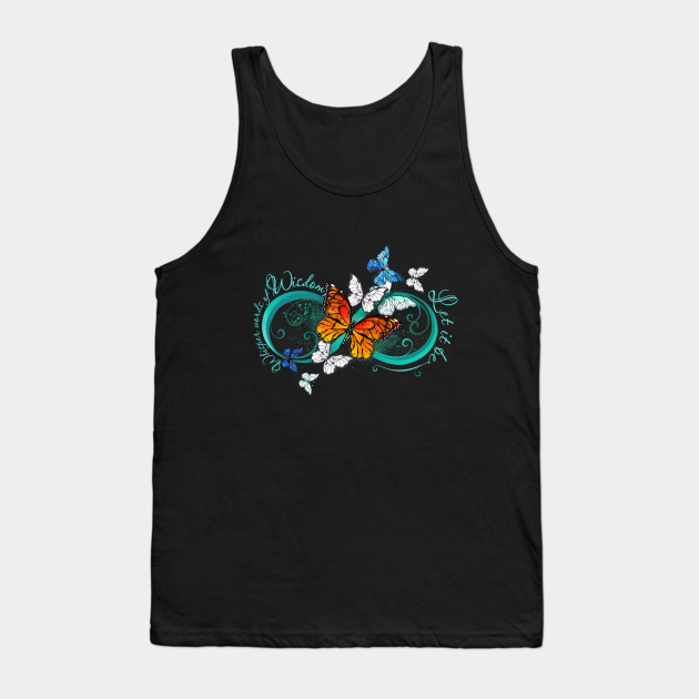 Whisper Words Of Wisdom Let It Be Tank Top