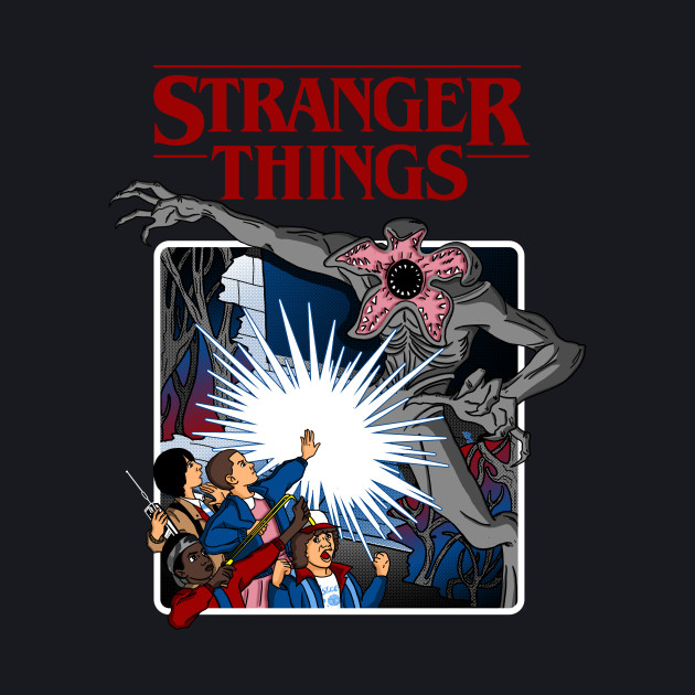 Stranger Things: Animated Series