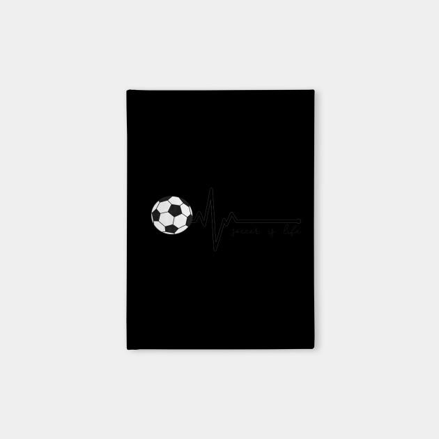 Soccer Heartbeat Soccer is Life