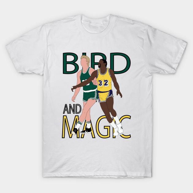 competitive price 5f65e e779f Larry Bird And Magic Johnson