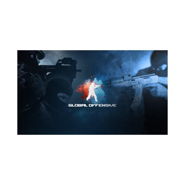 CS GO - Counter Strike Shirt