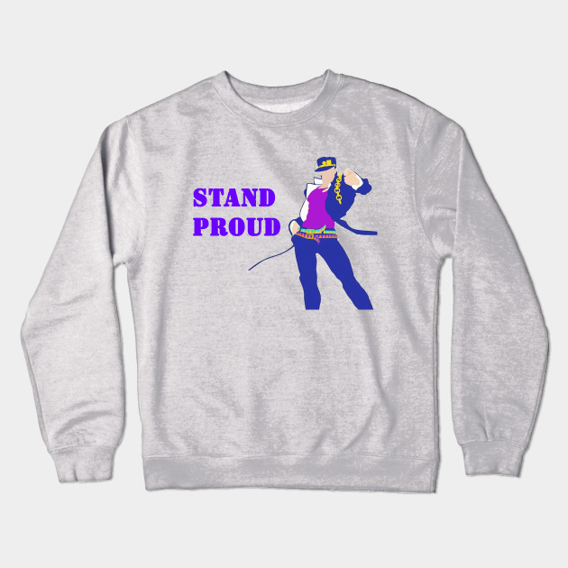 Stardust Crusaders Stand Proud Shirt
