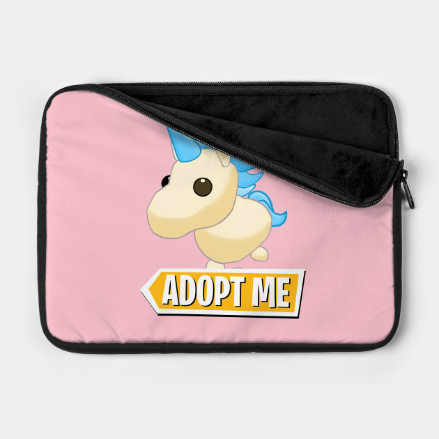 Adopt Me Golden Unicorn Adopt Me Housse De Portable