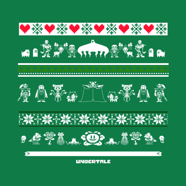 Christmas undertale