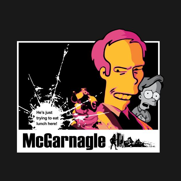 McGarnagle Movie Poster