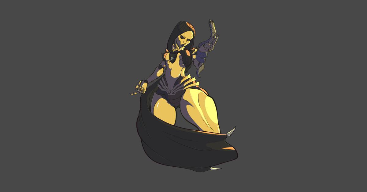 Dvorah Mortal Kombat Posters And Art Prints Teepublic