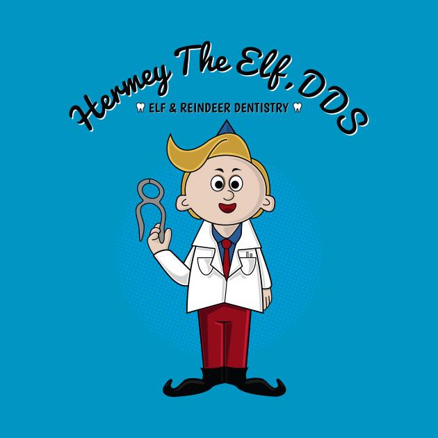 Hermey The Elf, DDS - Elf & Reindeer Dentistry