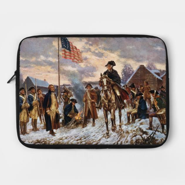 General Washington At Valley Forge
