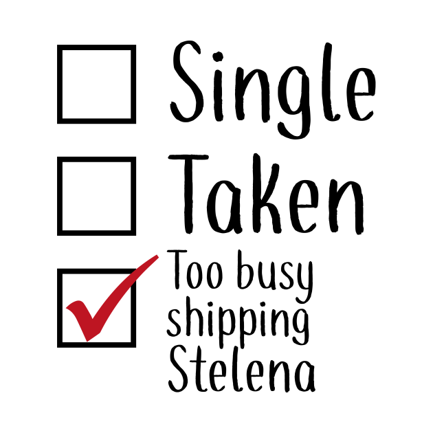 Too busy shipping...