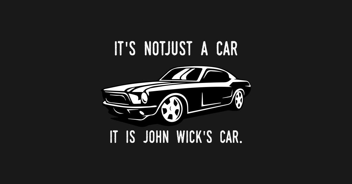 John wicks car
