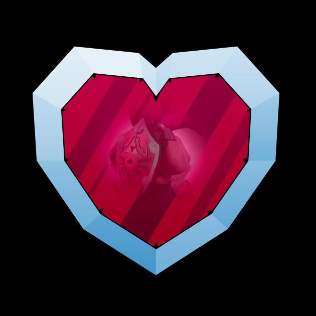 The Legend Of Zelda - Link's Heart