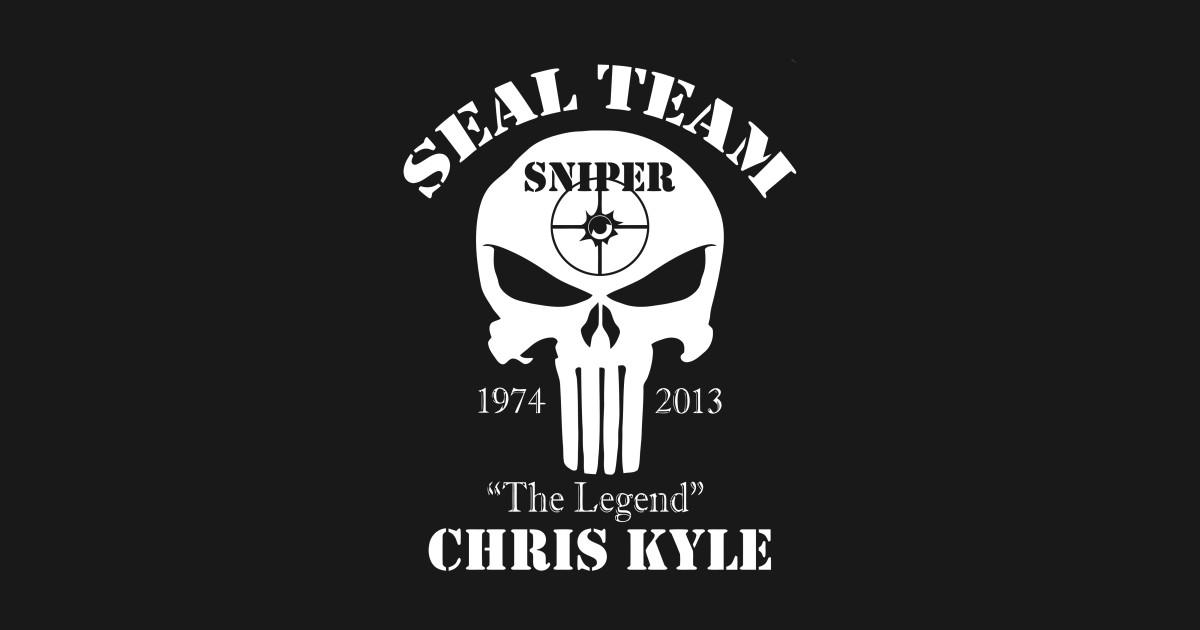 Seal Team Sniper Chris Kyle Seal Team Mug Teepublic