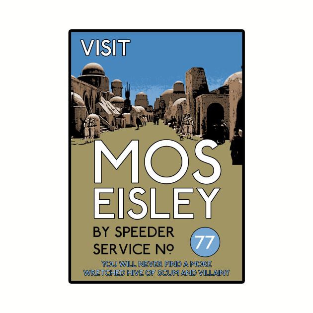 Visit Mos Eisley