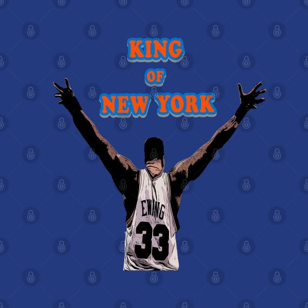 Patrick Ewing King of New York