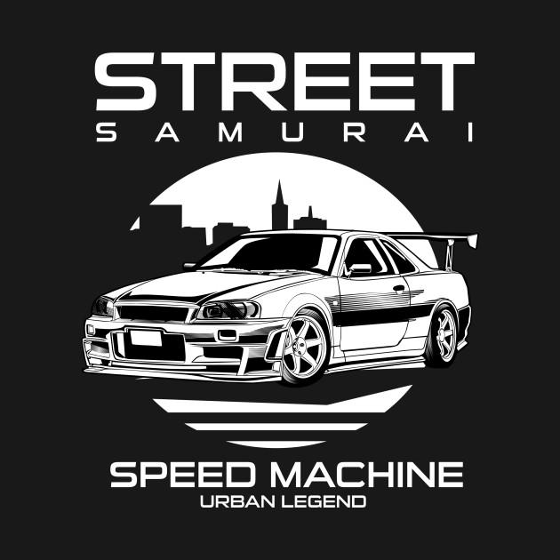 street samurai racer
