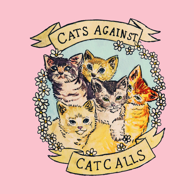 Cats Against Cat Calls