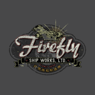 Firefly Ship Works Ltd. - Vintage