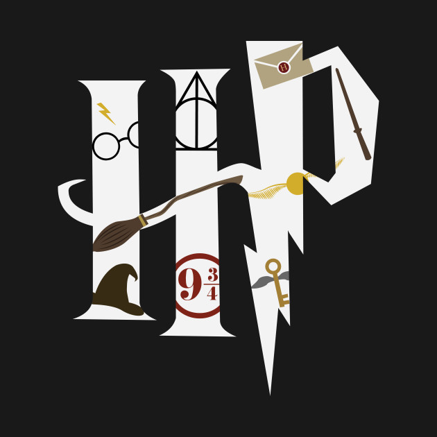 The Magical World of Harry Potter (White)