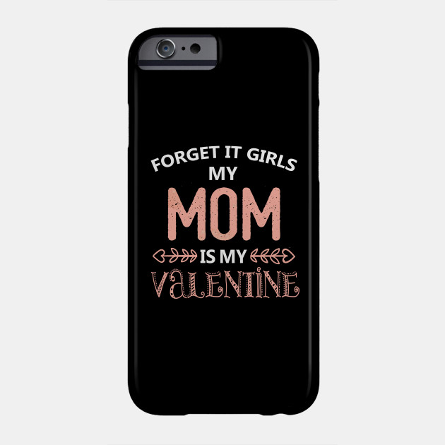 Funny Valentines Boys Phone Case