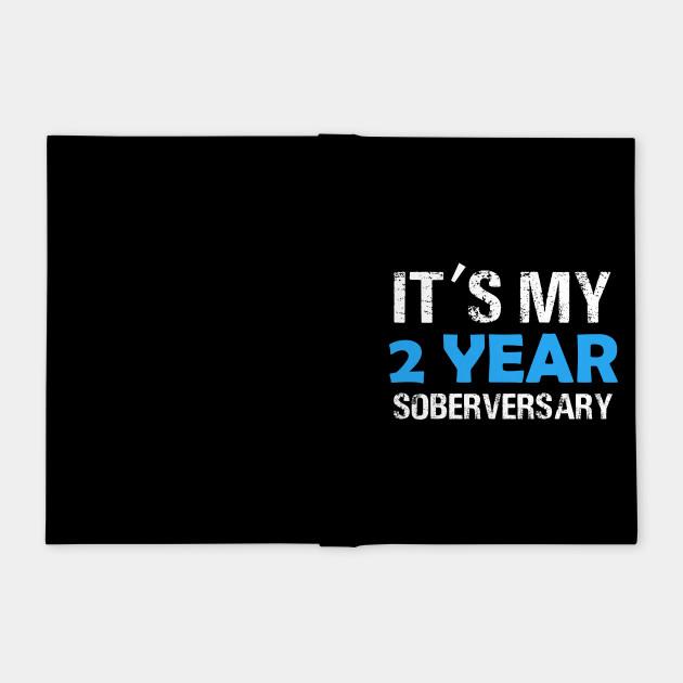 2 years sober gift