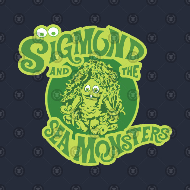 Sigmund and the Seamonsters