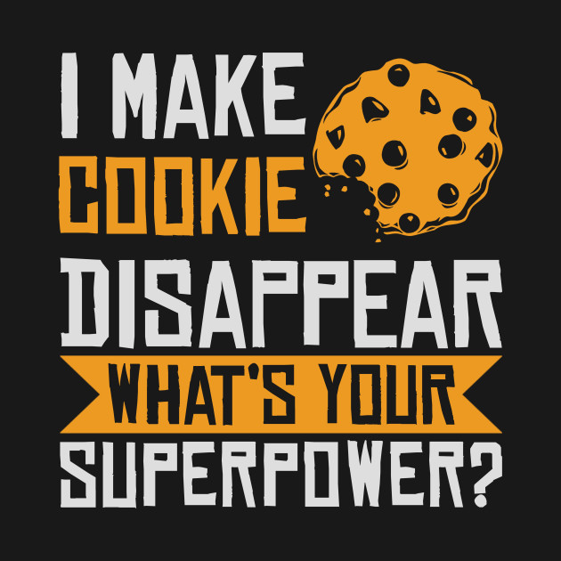 I Make Cookie Disappear