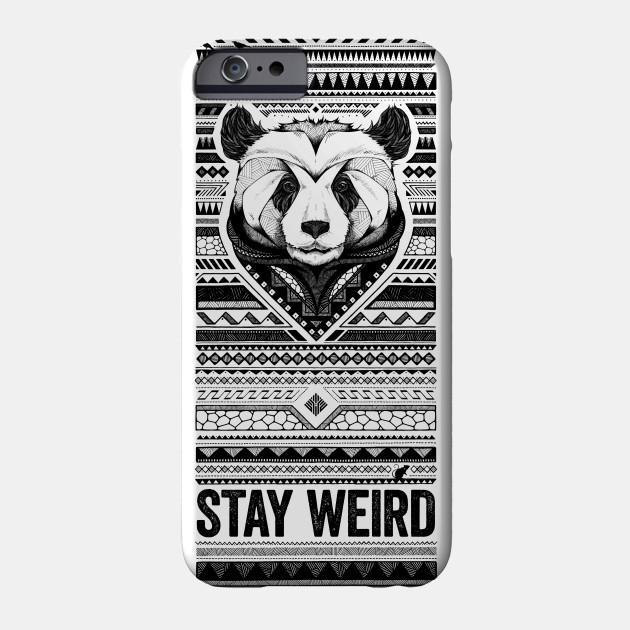 Stay Weird - Old School