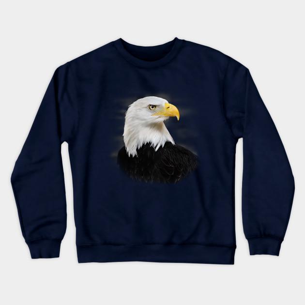 release date: 86253 378da Blue Valentine Eagle Crewneck Sweatshirt. New!