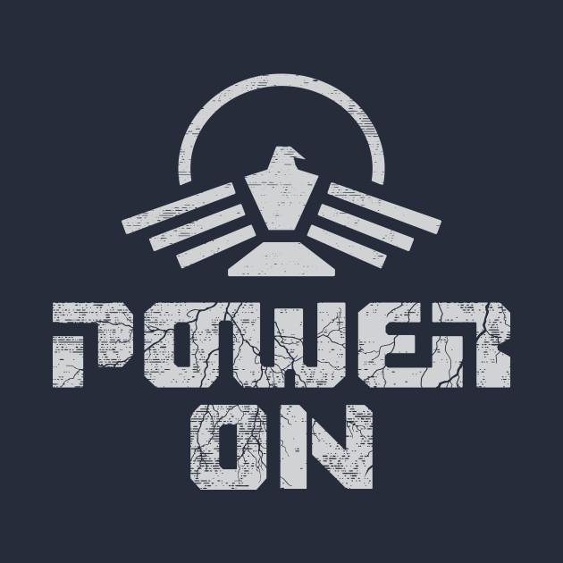 Captain Power - POWER ON!