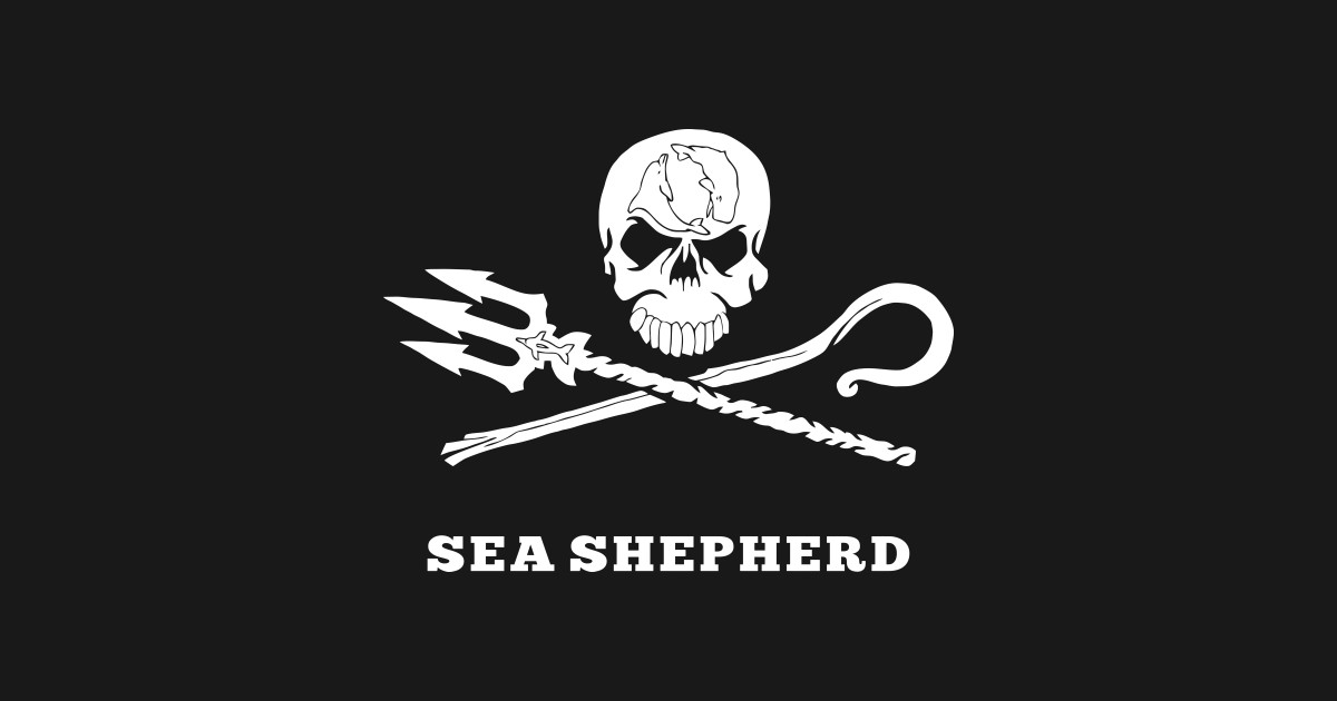 Sea Shepherd By Dayat