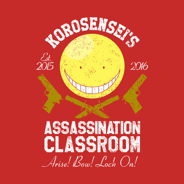 korosensei's, assassination,