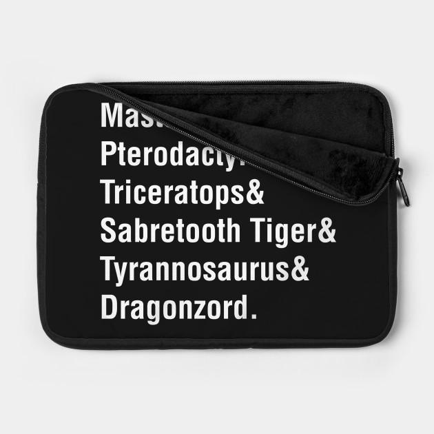 Zord Helvetica (+Dragonzord)
