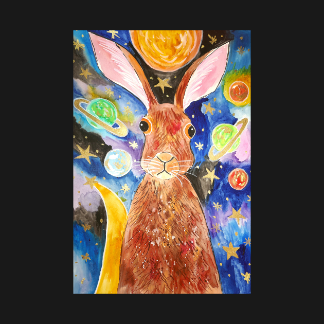 Hare among the Planets and the stars