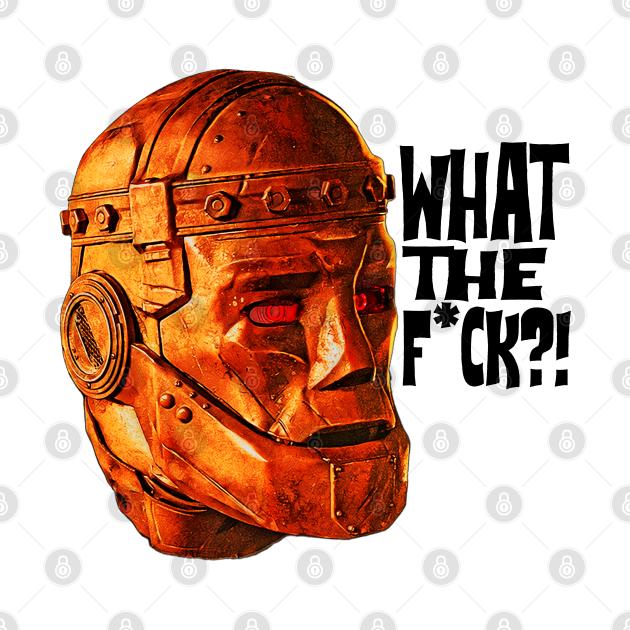 WTF Robot Man