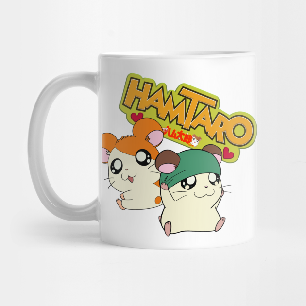 Hamtaro and Cappy Kaburu kun