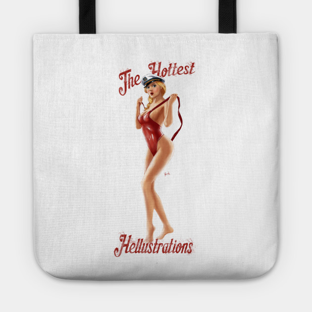 The Hottest Pin Up Girl