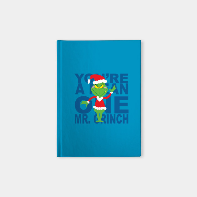 Grinch w/ Quote