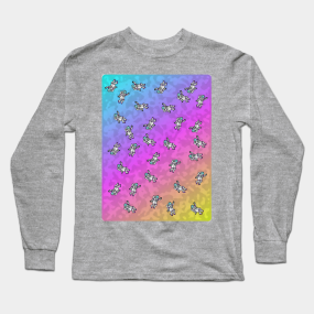 e4a489bb Leopard Print Long Sleeve T-Shirts   TeePublic