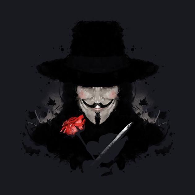 Ink for Vendetta