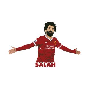 aee65cf07 Mohamed Salah T-Shirts