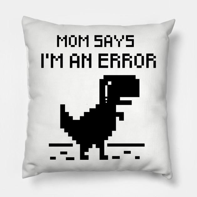 Mom says..