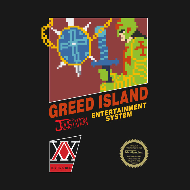 Greed Island