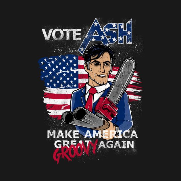 Make America Groovy Again